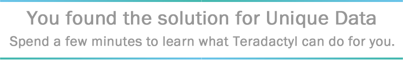 You found the solution - learn about us.