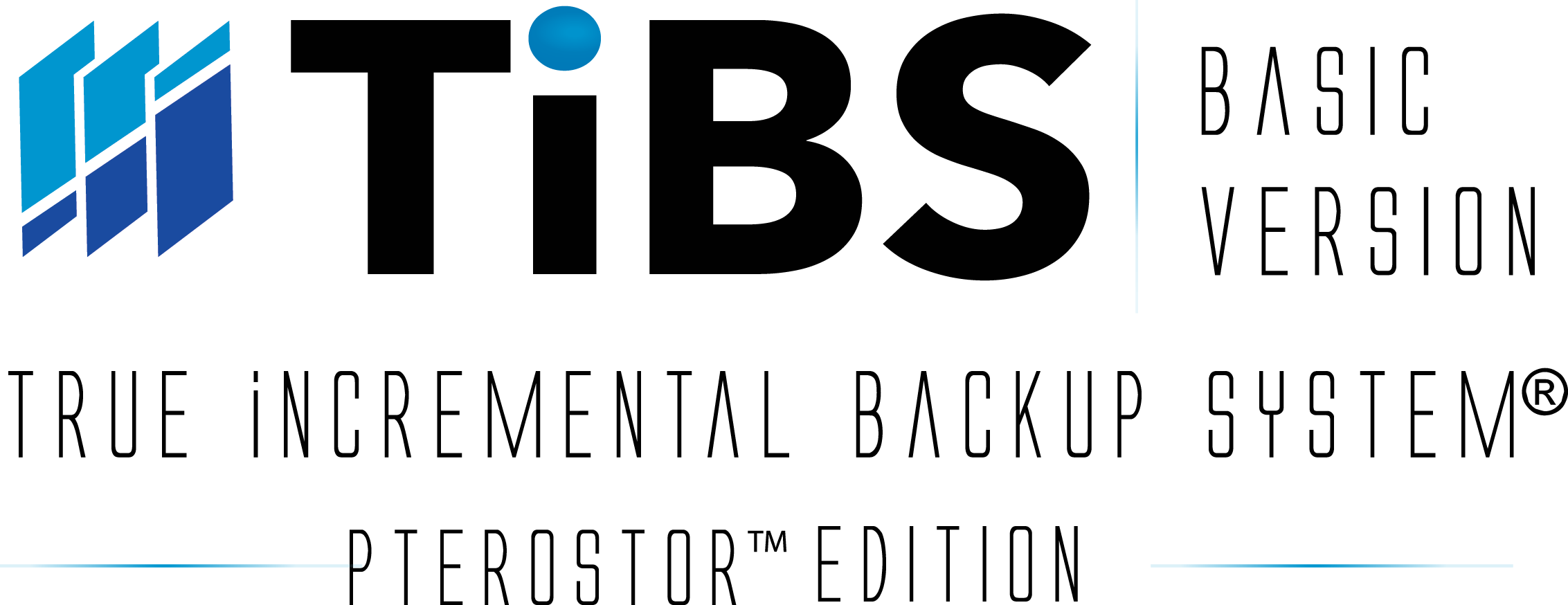 TiBS PteroStor Edition Backup and Archive Software