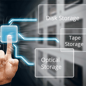 Complimentary Storage Options for Backup