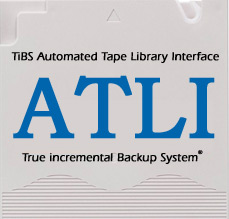 Standard Tape Library Interface Module for TiBS PteroStor Edition
